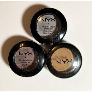 *NEW* NYX Eyeshadows